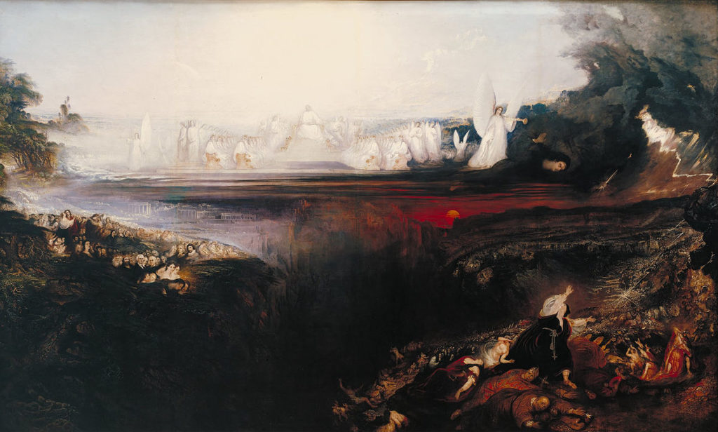 The Last Judgment by John Martin, 1853